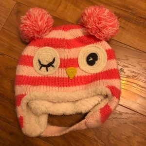 Other - Target Knit Owl Hat